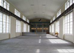 Kraftwerk Augst, alte Maschinenhalle